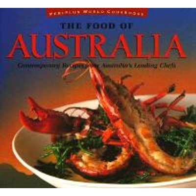 The Food of Australia (Paperback): Periplus Editions
