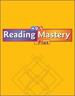 Reading Mastery Plus Grade 3, Workbook A (Package of 5) (Paperback, Plus ed): McGraw-Hill Education, Siegfried Engelmann