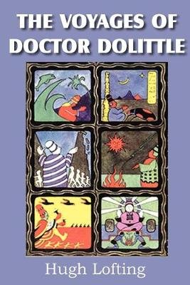 The Voyages of Dr. Dolittle (Paperback): Hugh Lofting