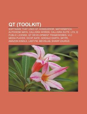 Qt (Toolkit) - Software That Uses Qt, Konqueror, Mathematica