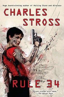 Rule 34 (Hardcover): Charles Stross