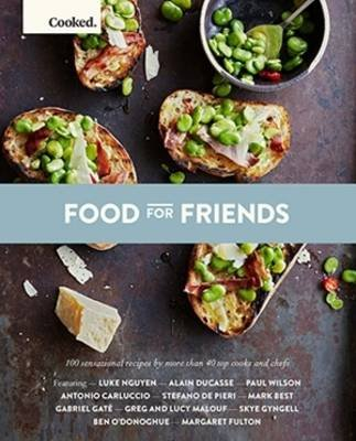 Cooked: Food for Friends (Paperback): Hardie Grant Books