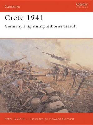 Crete 1941 (Electronic book text): Peter Antill