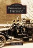 "Firefighting in Frederick (Paperback): Clarence ""Chip"" Jewell"