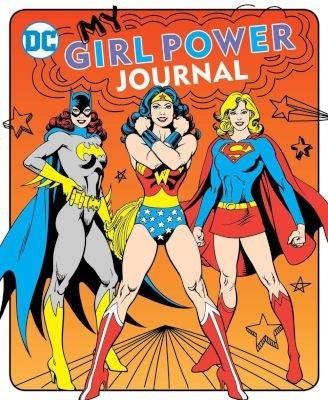 My Girl Power Journal (Paperback): Sarah Parvis