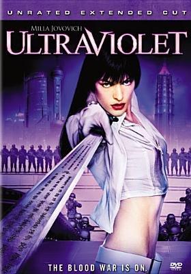 Ultraviolet (Region 1 Import DVD): Milla Jovovich, Nick Chinlund