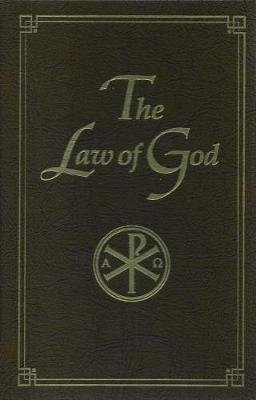 Law of God - For Study at Home and School (Hardcover): Seraphim Slobodskoi