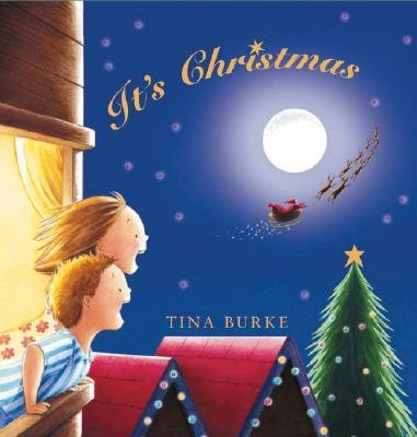 It's Christmas (Hardcover, First American): Tina Burke