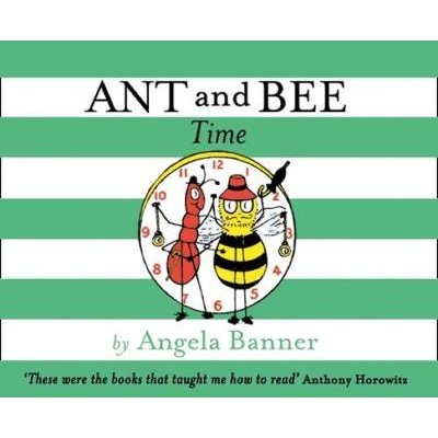 Ant And Bee: Time (Hardcover): Angela Banner