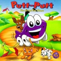 Putt-Putt the Great Pet Chase (Paperback, illustrated edition): Lyrick Publishing