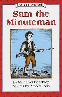 Sam the Minuteman Book and Tape (Abridged, Audio cassette, Abridged edition): Nathaniel Benchley