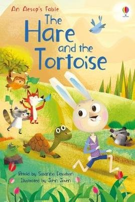The Hare and the Tortoise (Hardcover): Susanna Davidson