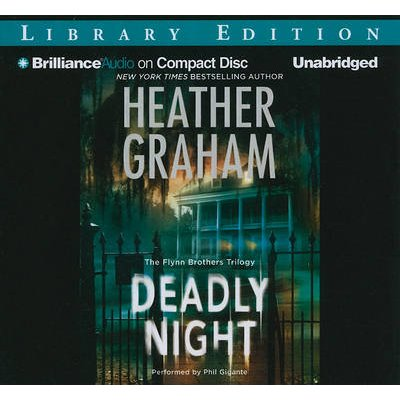 Deadly Night (Standard format, CD, Library ed.): Heather Graham