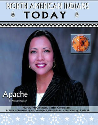 Apache (Hardcover, Library binding): Kenneth McIntosh, Martha Mccollough