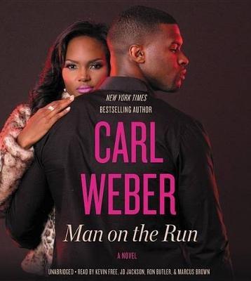 Man on the Run (Standard format, CD): Carl Weber
