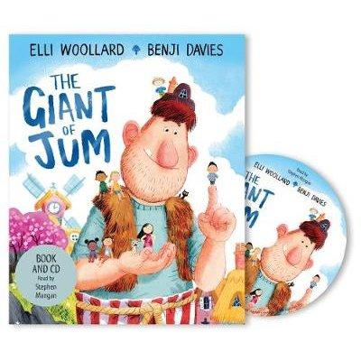 The Giant of Jum (Paperback, Main Market Ed.): Elli Woollard