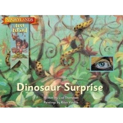 Dinosaur Surprise (Paperback): Lisa Thompson