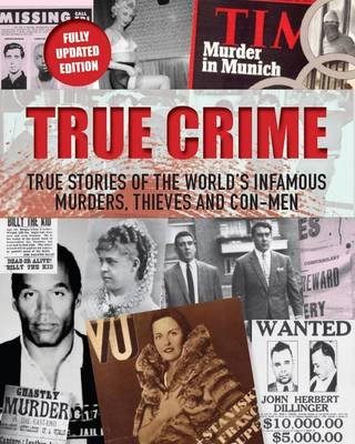 Illustrated True Crime (Hardcover):