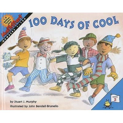 100 Days of Cool (Hardcover): Stuart J Murphy