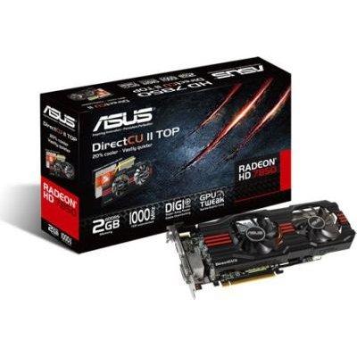 Asus AMD Radeon HD 7850 Graphics Card (2GB)(PCI-E 3.0):