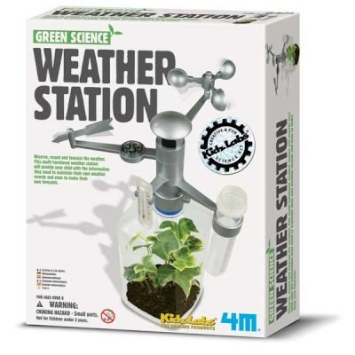 4M Green Science - Weather Station: