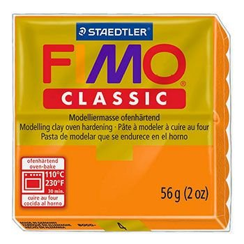 Staedtler Fimo Classic - Orange (56g):
