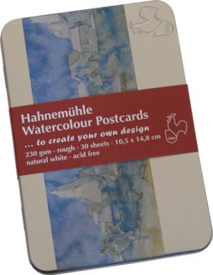 Hahnemuhle Watercolour Post (Card)(Pa):