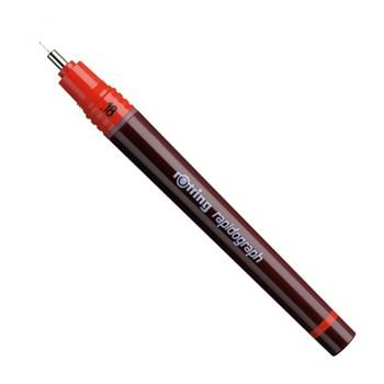 Rotring Rapidograph Technical Precision Pen (0.18mm):