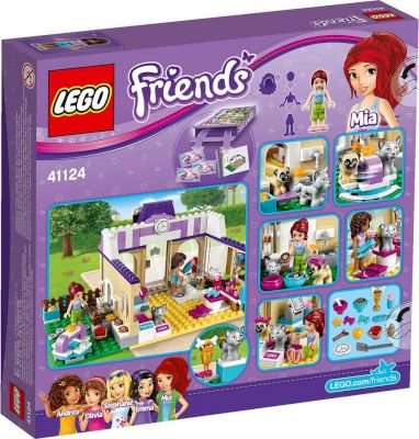 LEGO Friends Heartlake Puppy Daycare:
