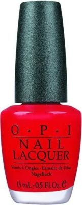 OPI Nail Lacquer The Thrill Of Brazil (15ml):