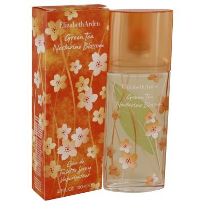 Elizabeth Arden Green Tea Nectarine Blossom Eau De Toilette Spray (100ml) - Parallel Import (USA):