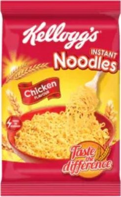Kellogg's Instant Noodles - Chicken Flavour (70g)(Pack of 32):