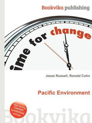 Pacific Environment (Paperback): Jesse Russell, Ronald Cohn