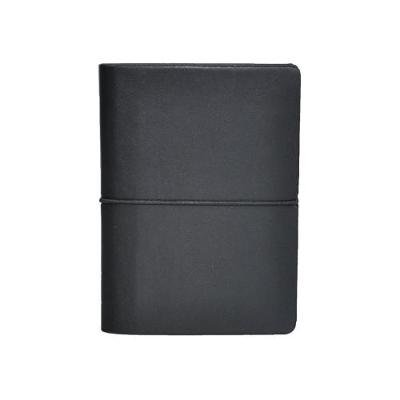 Ciak Notebook - Black (Leather / fine binding): Discovery Books LLC