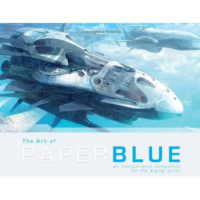 The Art of Paperblue (Hardcover): Jae-Chul Park