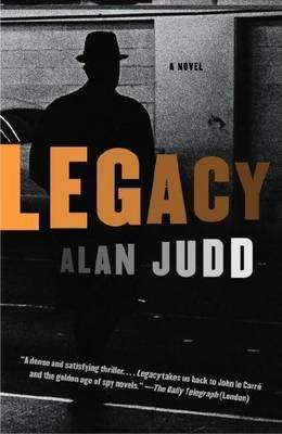 Legacy (Electronic book text): Alan Judd