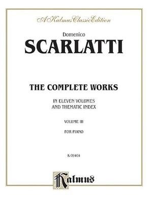 The Complete Works, Vol 3 (Paperback):
