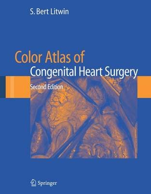 Color Atlas of Congenital Heart Surgery (Hardcover, 2nd ed. 2007): S. Bert Litwin
