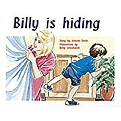 Rigby PM Plus - Leveled Reader Bookroom Package Red (Levels 3-5) Billy Is Hiding (Paperback): Rigby