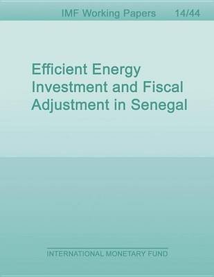 Efficient Energy Investment and Fiscal Adjustment in Senegal (Electronic book text): Salifou Issoufou, Edward F. Buffie