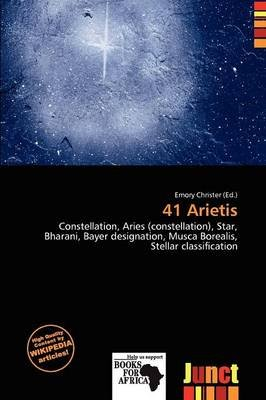 41 Arietis (Paperback): Emory Christer
