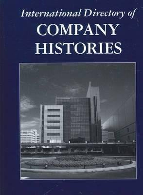 International Directory of Company Histories (Hardcover): Gale