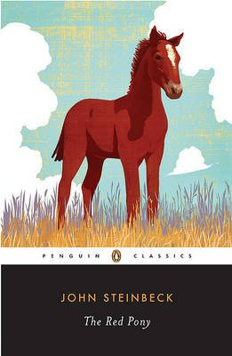 The Red Pony (Hardcover, Turtleback School & Library ed.): John Steinbeck