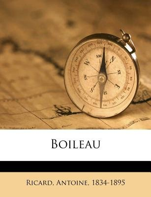 Boileau (English, French, Paperback): Ricard Antoine 1834-1895