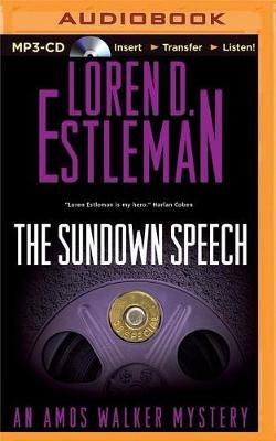 The Sundown Speech (MP3 format, CD): Loren D Estleman