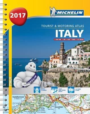 Italy 2017 (Spiral bound):