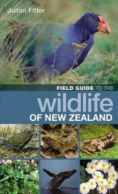 Field Guide to the Wildlife of New Zealand (Paperback, New): Julian Fitter