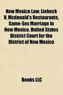 New Mexico Law New Mexico Law Liebeck V Mcdonalds Restaurants