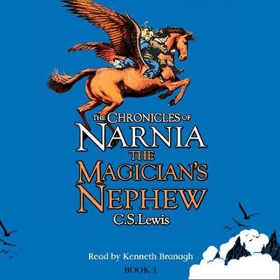 The Magician's Nephew (Downloadable audio file, Unabridged edition): C. S. Lewis