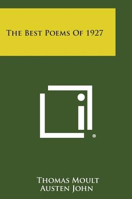 The Best Poems of 1927 (Paperback): Thomas Moult